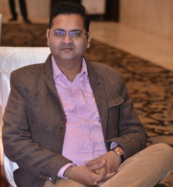 Mr. Anuj Gaur - Simpladent India